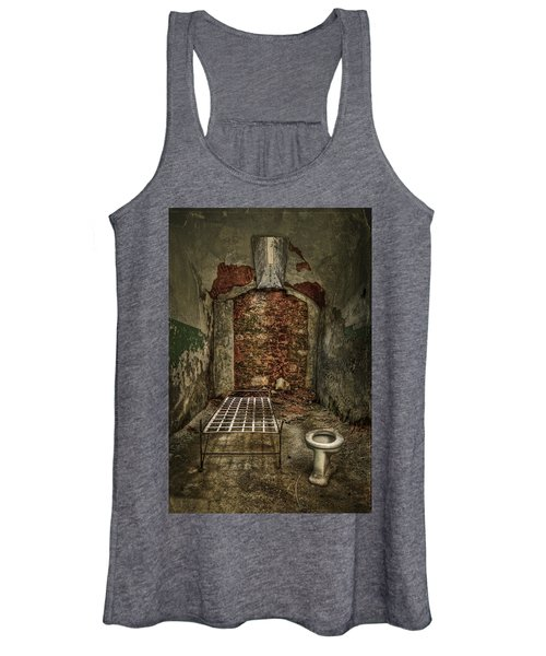 The Life Of Crime Women's Tank Top