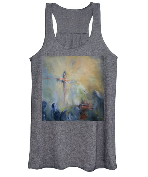The Light Of Christ Women's Tank Top