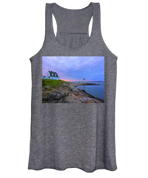 The Lighthouse Keeper Women's Tank Top