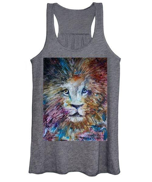 The Lion Women's Tank Top
