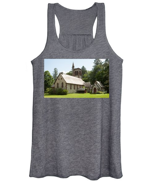 The Little Brown Church In The Vale Women's Tank Top