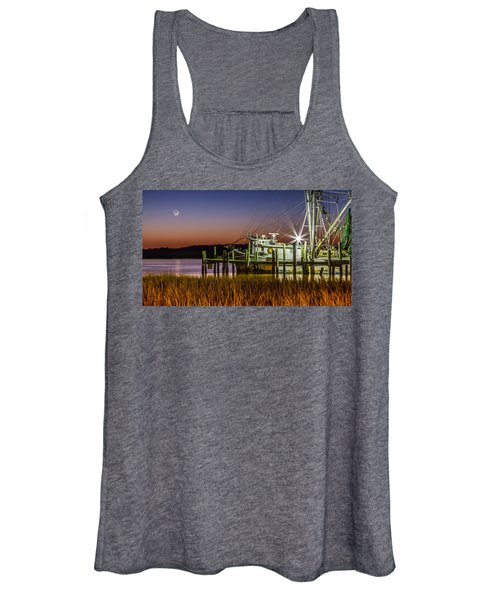 The Low Country Way - Folly Beach Sc Women's Tank Top