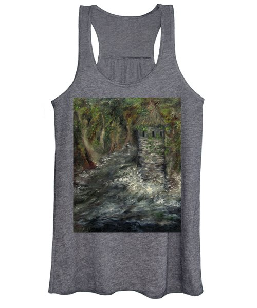 The Mage's Tower Women's Tank Top
