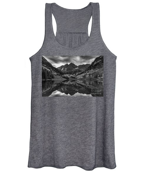 The Maroon Bells Women's Tank Top