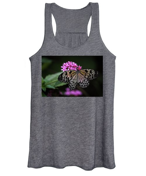 The Master Calls A Butterfly Women's Tank Top