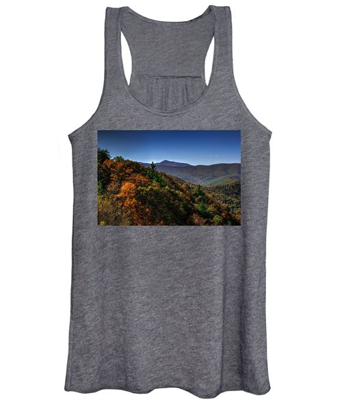 Women's Tank Top featuring the photograph The Mountains Win Again by Pete Federico