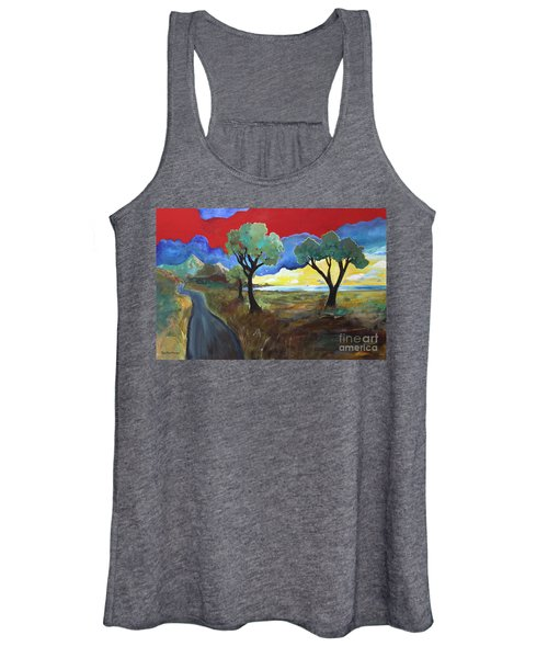 The New Road Women's Tank Top