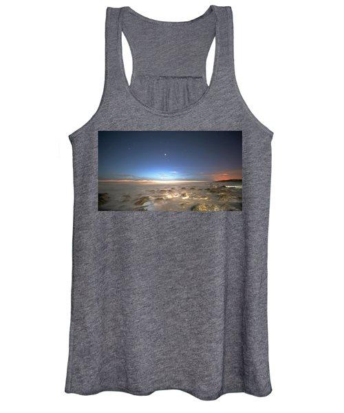 The Ocean Desert Women's Tank Top