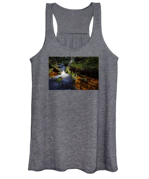 the Oder in the Harz National Park Women's Tank Top