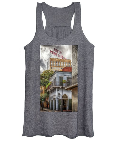 The Old Absinthe House Women's Tank Top