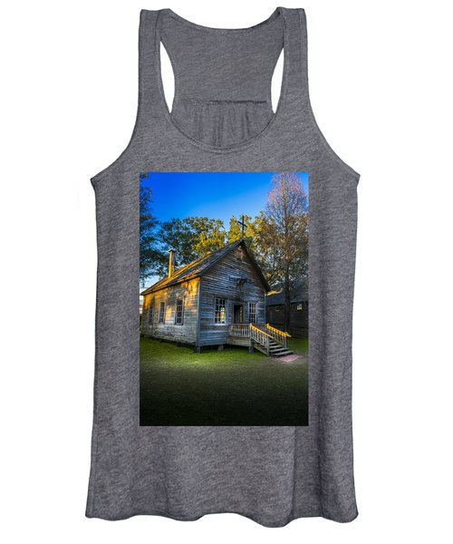 The Old Church Women's Tank Top