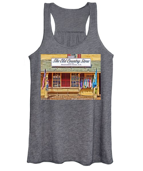 The Old Country Store, Moultonborough Women's Tank Top