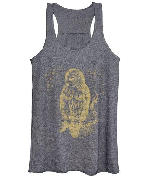 The Owl Women's Tank Top