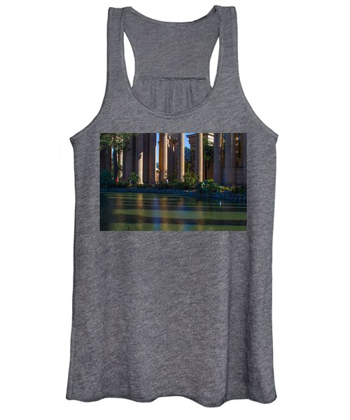 The Palace Pond Women's Tank Top
