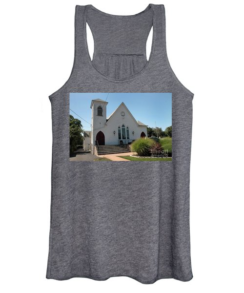 The Patchogue Seventh Day Adventist Church Women's Tank Top