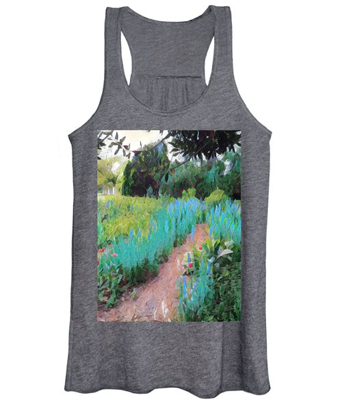 The Path Less Traveled Women's Tank Top