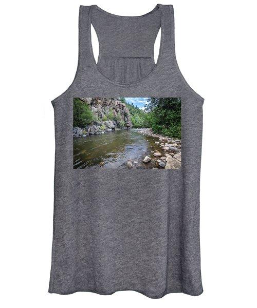 The Pecos River Women's Tank Top