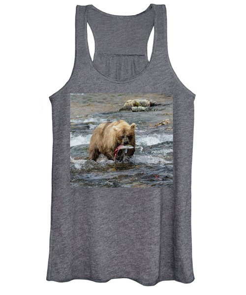 The Perfect Catch Women's Tank Top