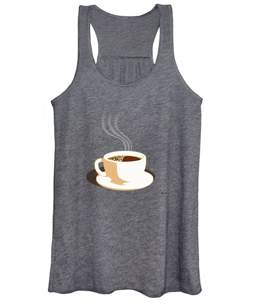 The Perfect Cup Of Coffee Women's Tank Top
