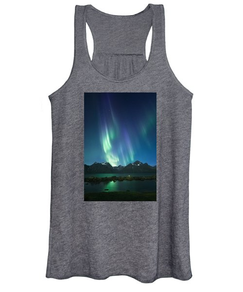 The Pond And The Fjord Women's Tank Top