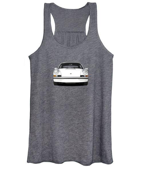 The Porsche 911 Carrera Women's Tank Top