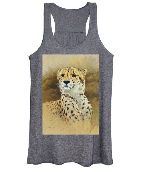 The Prince - Cheetah Women's Tank Top