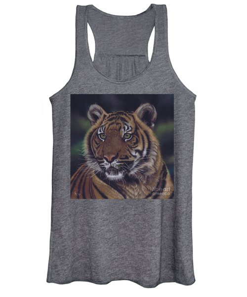 The Prince Of The Jungle Women's Tank Top
