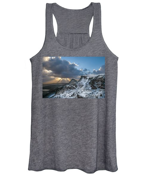 The Quiraing Just After Dawn Women's Tank Top