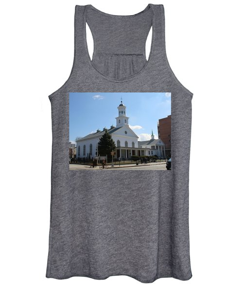 The Reformed Church Of Newtown- Women's Tank Top