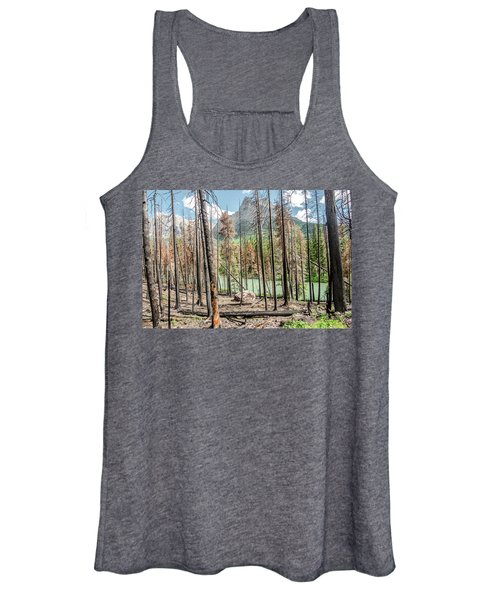 The Revealed View Women's Tank Top