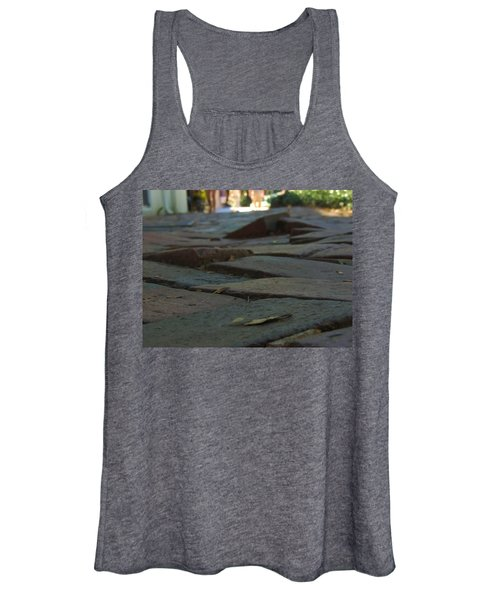 The Rising Dead Of Savannah Women's Tank Top