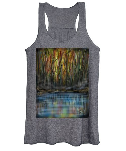 The River Side Women's Tank Top