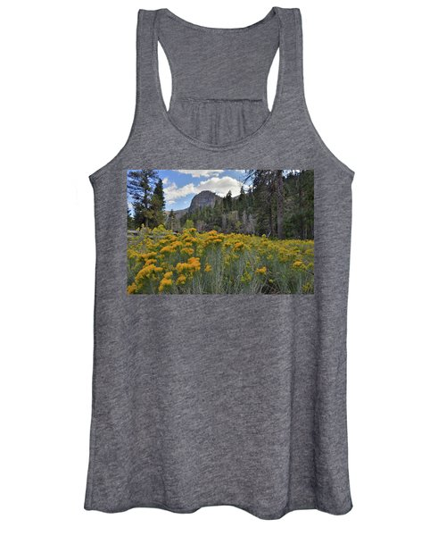 The Road To Mt. Charleston Natural Area Women's Tank Top