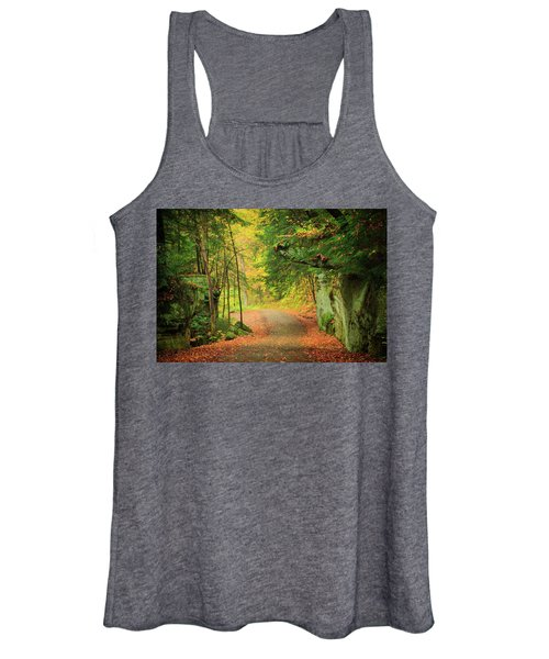 The Road To The Mill  Women's Tank Top