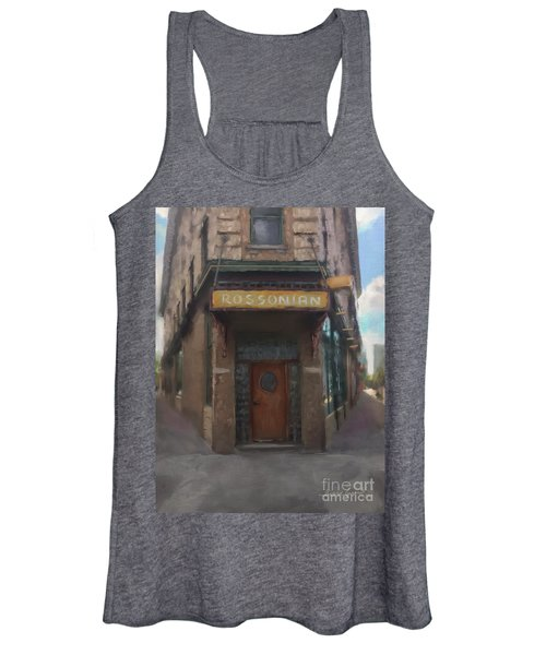 The Rossonian Women's Tank Top