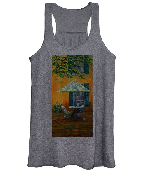 The Routine Women's Tank Top