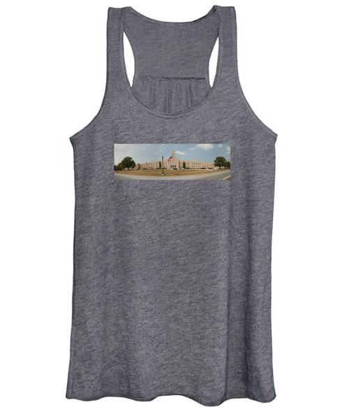 The School On The Hill Panorama Women's Tank Top