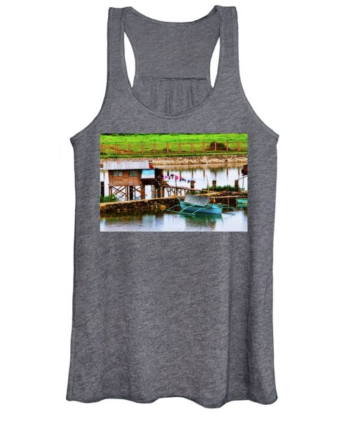 The Simple Life In Living Color Women's Tank Top