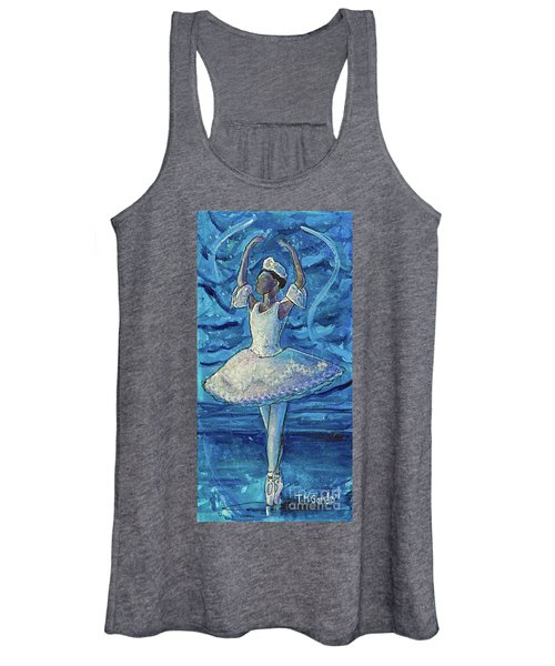 The Snow Queen Women's Tank Top
