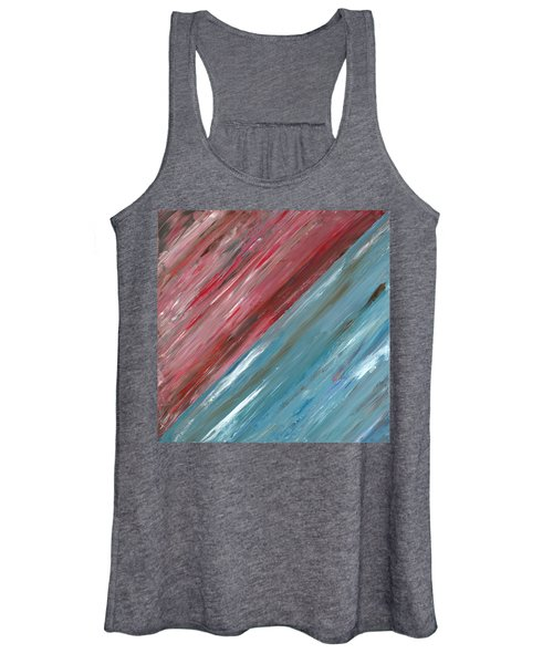 The Song Of The Horizon B Women's Tank Top