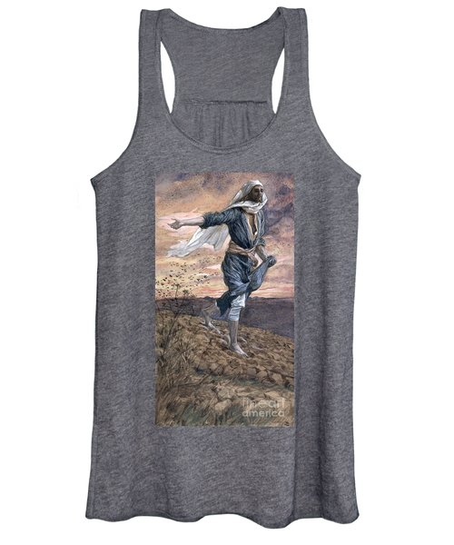 The Sower Women's Tank Top