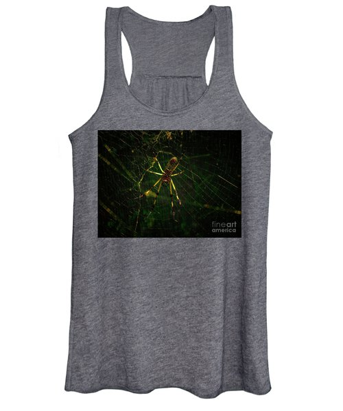 The Spider Women's Tank Top