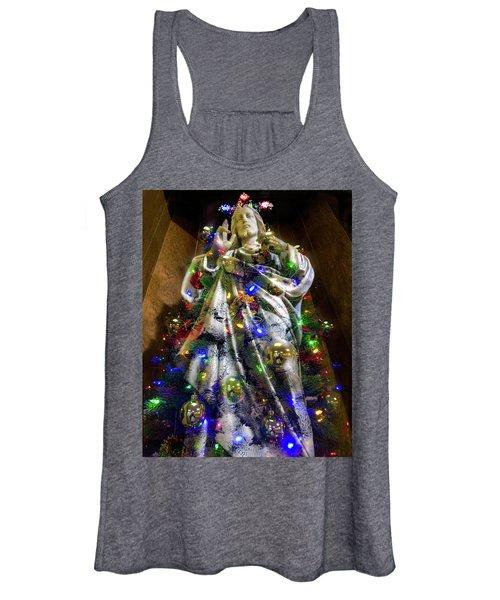 The Spirit Of Christmas Women's Tank Top