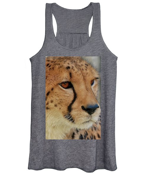 The Stare Women's Tank Top
