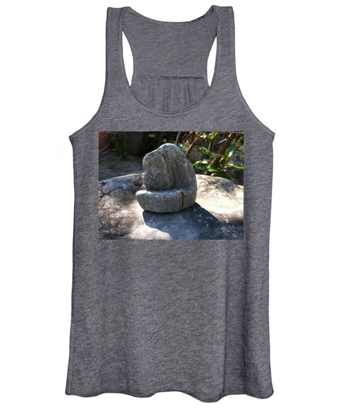 The Stone Women's Tank Top
