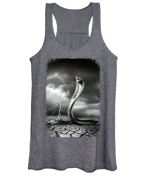 The Storm Is Coming... Women's Tank Top