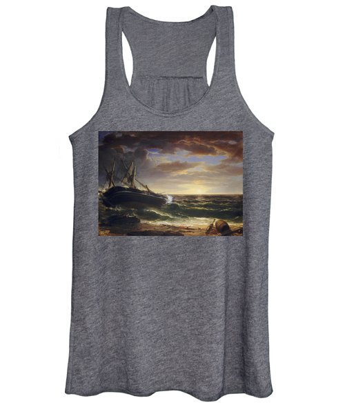 The Stranded Ship Women's Tank Top
