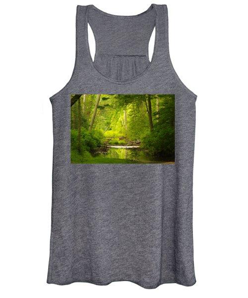 The Swamp Women's Tank Top