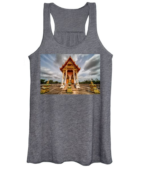 The Temple Women's Tank Top