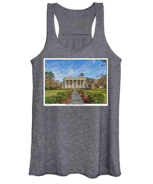 The Tisdale Manor Women's Tank Top